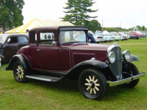 Antique Car Water Pump